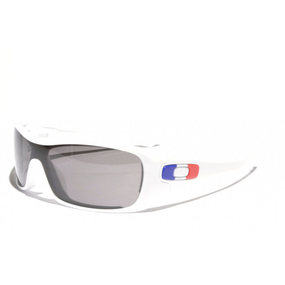 6bdd75a1d4 Oakley Antix Mens Sunglasses - France Country Flag Edition